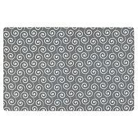 Mohawk® Home Neoprene Swirly Curls Kitchen Mat