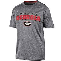 Men's Champion Georgia Bulldogs Heather Tee