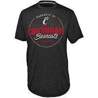 Men's Champion Cincinnati Bearcats Blended Tee