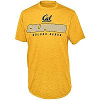 Men's Champion Cal Golden Bears Boosted Stripe Tee
