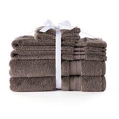 LC Lauren Conrad 6 pc Pima Cotton Bath Towel Set