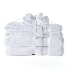 LC Lauren Conrad 6-piece Pima Cotton Bath Towel Set