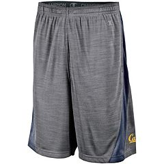Men's Champion Cal Golden Bears Boosted Stripe Shorts