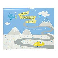 C.R. Gibson 32-pg. Baby's First Year Milestones Calendar