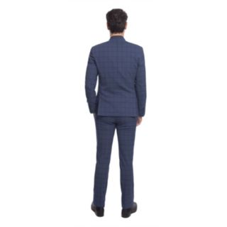 Men's Nick Dunn Slim-Fit Unhemmed Suit