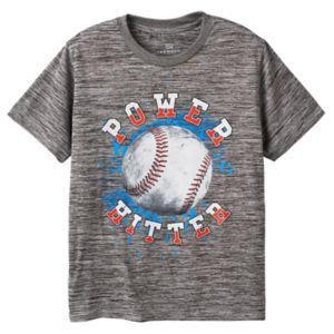 Boys 8-20 Tek Gear® Power Hitter Tee