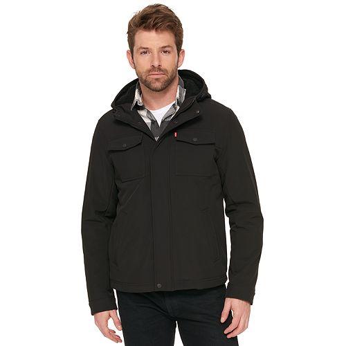 b5e0ff2aae7 Men s Levi s® Sherpa-Lined Softshell Trucker Jacket