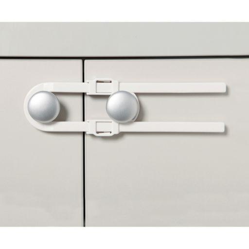 Dreambaby 6-pk. Cabinet Glide Locks