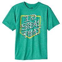 Boys 8-20 Tek Gear® Steal Bases Tee