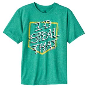 Boys 8-20 Tek Gear® Steal Bases Tee