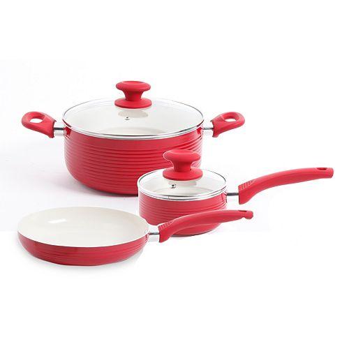 Oster 5-pc. Amstelveen Cookware Set