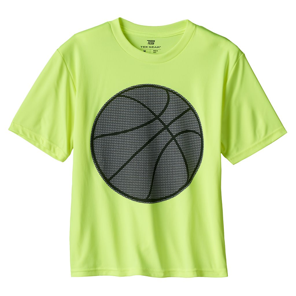 Boys 8-20 Tek Gear® Basketball Tee