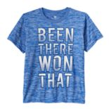 "Boys 8-20 Tek Gear® ""Been There Won That"" Tee"