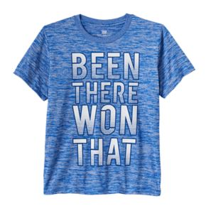 """Boys 8-20 Tek Gear® """"Been There Won That"""" Tee"""