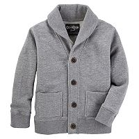 Toddler Boy OshKosh B'gosh Shawl Collar Cardigan