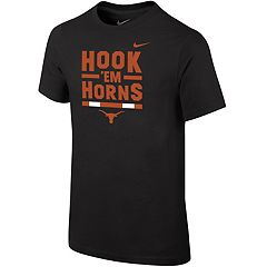 Boys 8-20 Nike Texas Longhorns Local Verbiage Tee