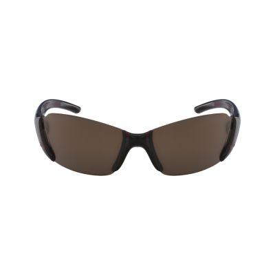 Nike Lunge EV0264SL 64mm Semi-Rimless Wrap Sunglasses