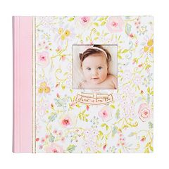 C.R. Gibson 40-pg. Baby Photo Book