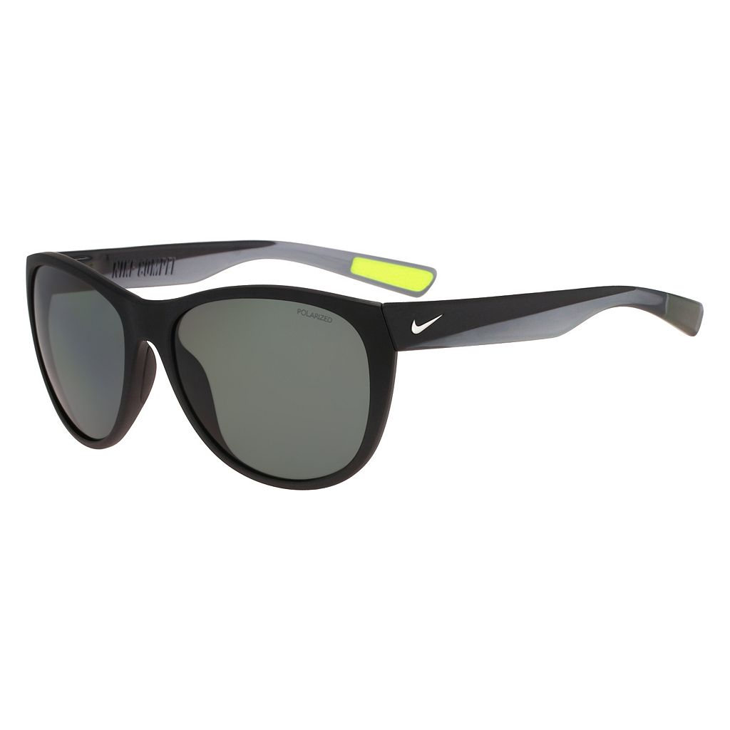 Nike Compel P EV0953SL 58mm Oval Polarized Sunglasses