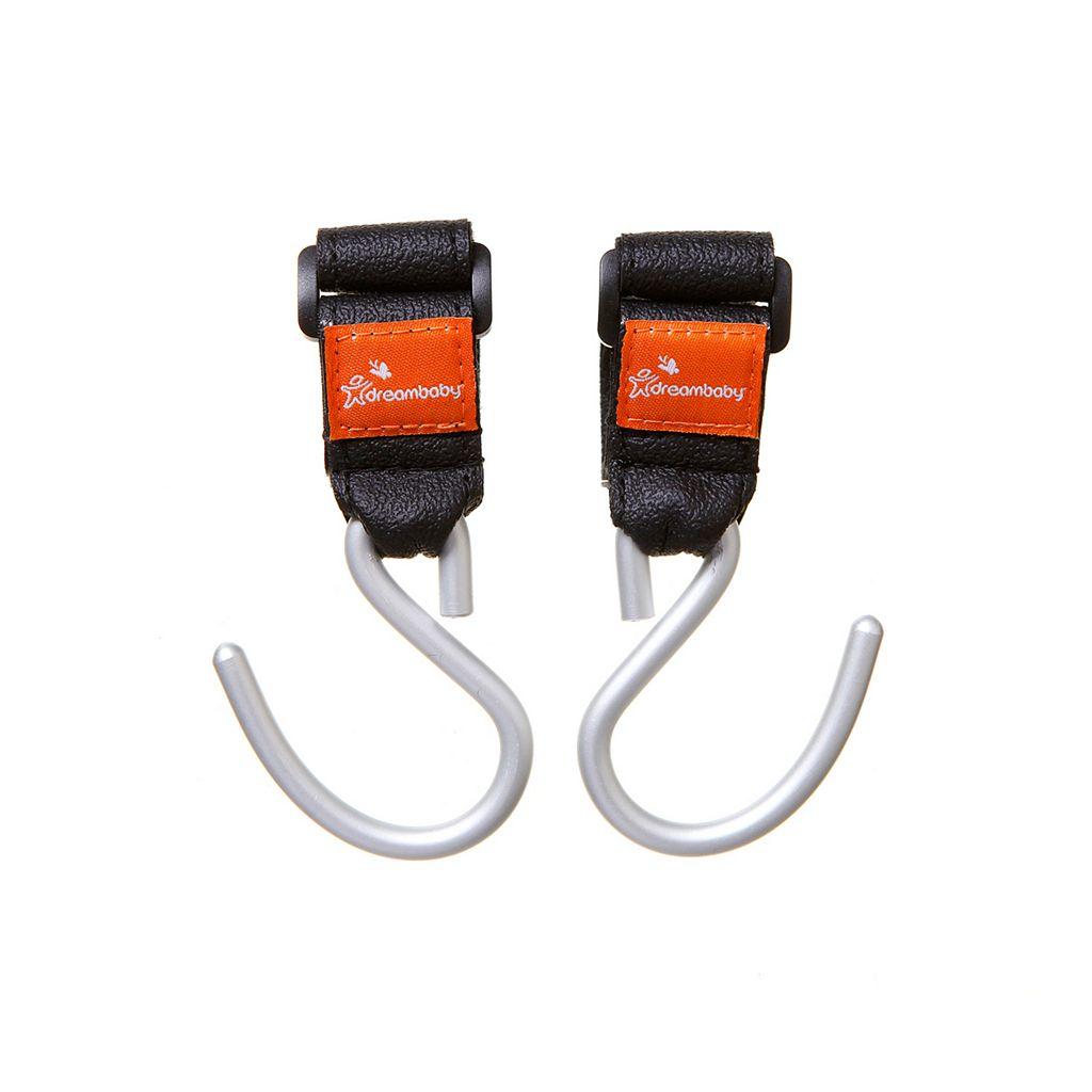 Dreambaby 2-pk. Strollerbuddy Ezy-Fit Stroller Hooks