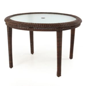 SONOMA Goods for Life™ Presidio Wicker Dining Table