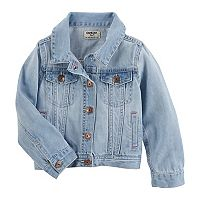Toddler Girl OshKosh B'gosh® Denim Jean Jacket