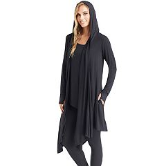 Womens Black Cardigan Long Sleeve Sweaters - Tops, Clothing | Kohl's