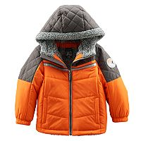 Boys 4-7 ZeroXposur Colorblocked Midweight Jacket
