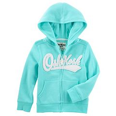 Toddler Girl OshKosh B'gosh® Vintage Fleece Hoodie