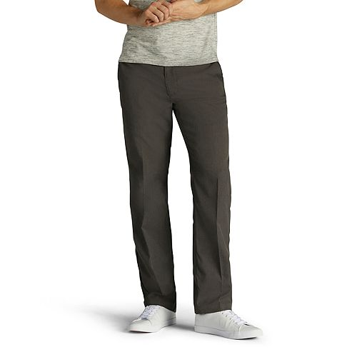 Men's Lee Performance Series Extreme Comfort Straight-Fit Refined Khaki Pants