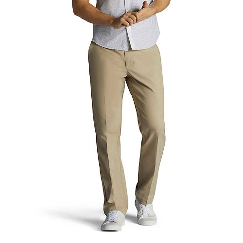 2a91a497 Men's Lee Performance Series Extreme Comfort Straight-Fit Refined Khaki  Pants