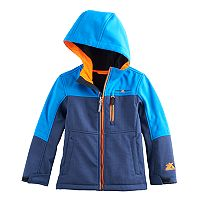 Boys 4-7 ZeroXposur Landslide Transitional Jacket