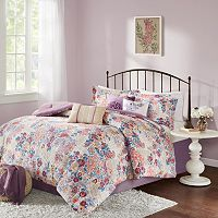 Madison Park 7 pc Raylene Comforter Set