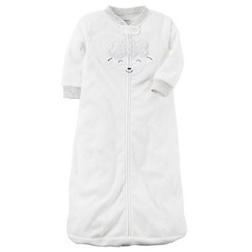 Baby Carter's Sheep Fleece Sleep Bag