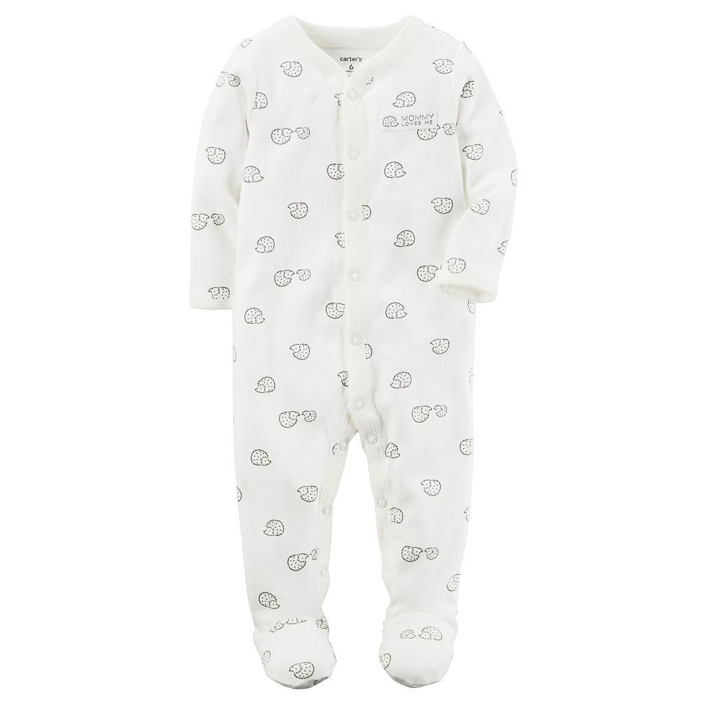 Baby Carter's Hedgehog Sleep & Play