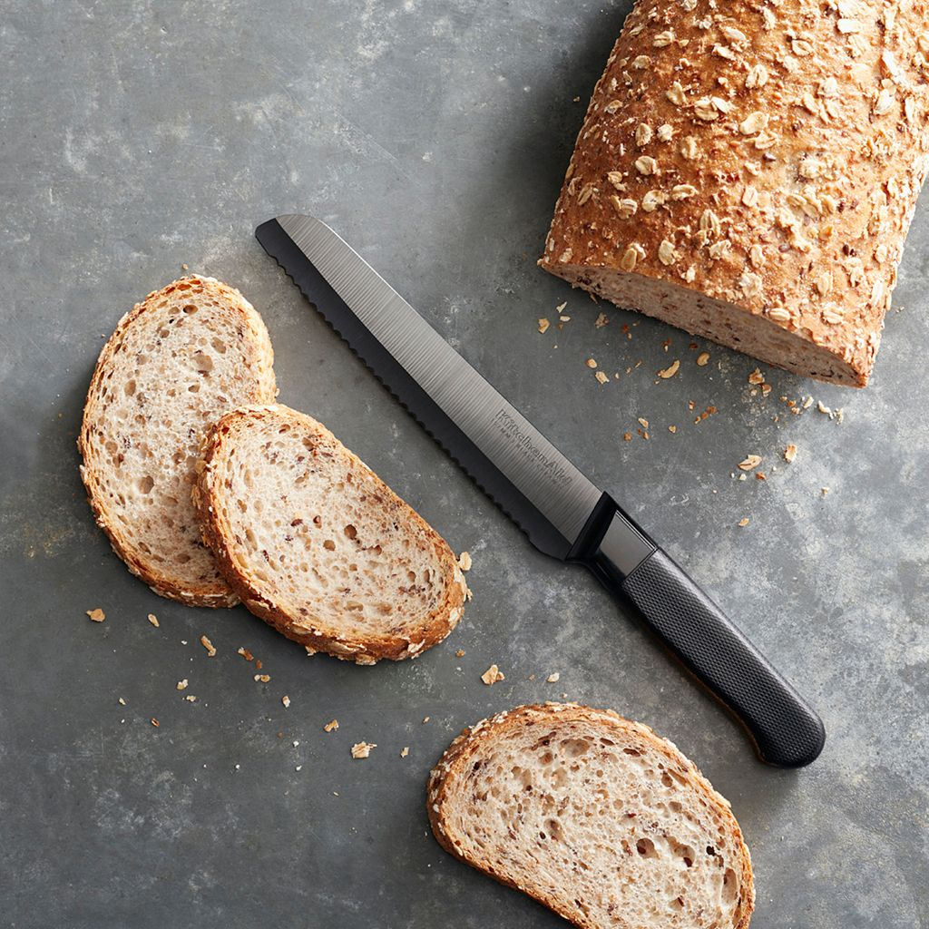 KitchenAid Ceramic 6-in. Bread Knife