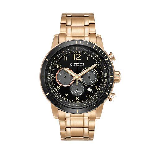 Citizen Eco-Drive Men's Brycen Stainless Steel Watch - CA4359-55E