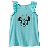 Disney's Minnie Mouse Girls 4-10 Flutter Tank by Jumping Beans®