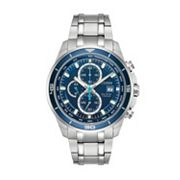 Citizen Eco-Drive Men's TI + IP Super Titanium Watch - CA0349-51L
