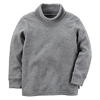 Toddler Boy Carter's Gray Turtleneck Top