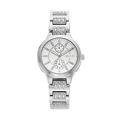 Jennifer Lopez Women's Crystal Watch