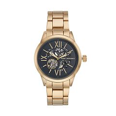 Marc Anthony Men's Automatic Skeleton Watch