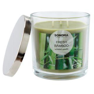 SONOMA Goods for Life? Fresh Bamboo 14-oz. Candle Jar