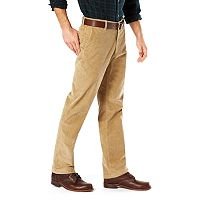 Men's Dockers Pacific Straight-Fit Washed Khaki Stretch Corduroy Pants