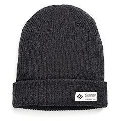 Adult Columbia Ribbed Cuffed Beanie