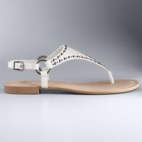 Simply Vera Vera Wang Stella Women's Sandals