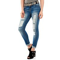 Juniors' Wallflower Curvy Cuffed Ankle Skinny Jeans