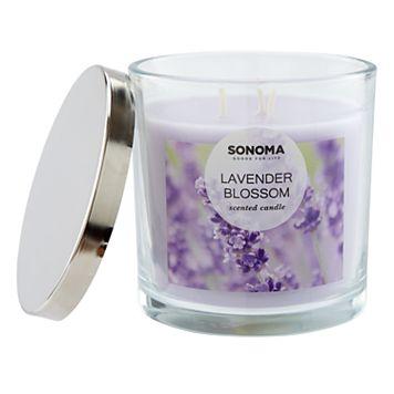 SONOMA Goods for Life™ Lavender Blossom 14-oz. Candle Jar