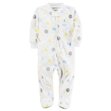 Baby Carter's Moon Microfleece Sleep & Play