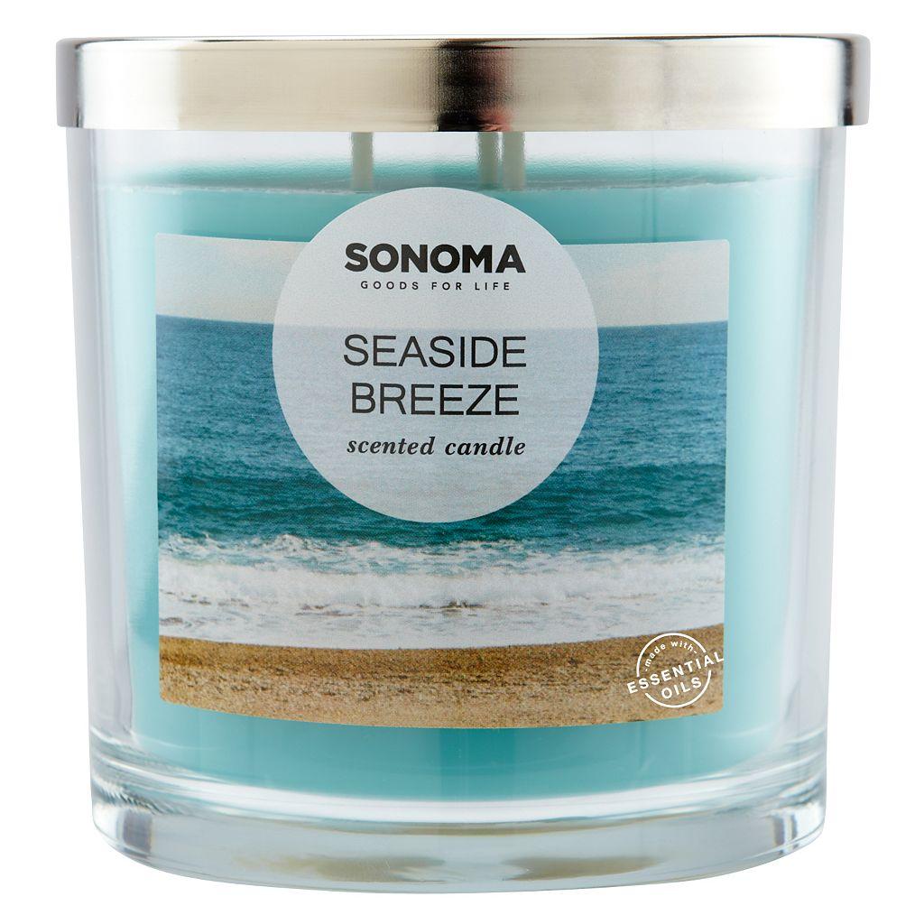 SONOMA Goods for Life™ Seaside Breeze 14-oz. Candle Jar